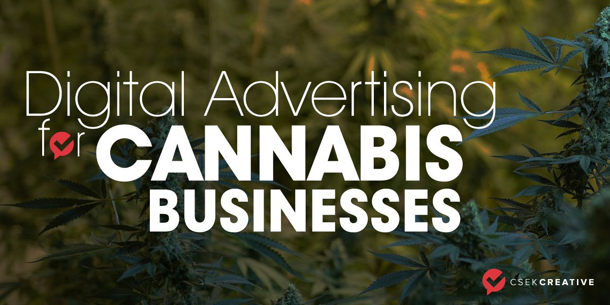 Digital Advertising for Cannabis Businesses