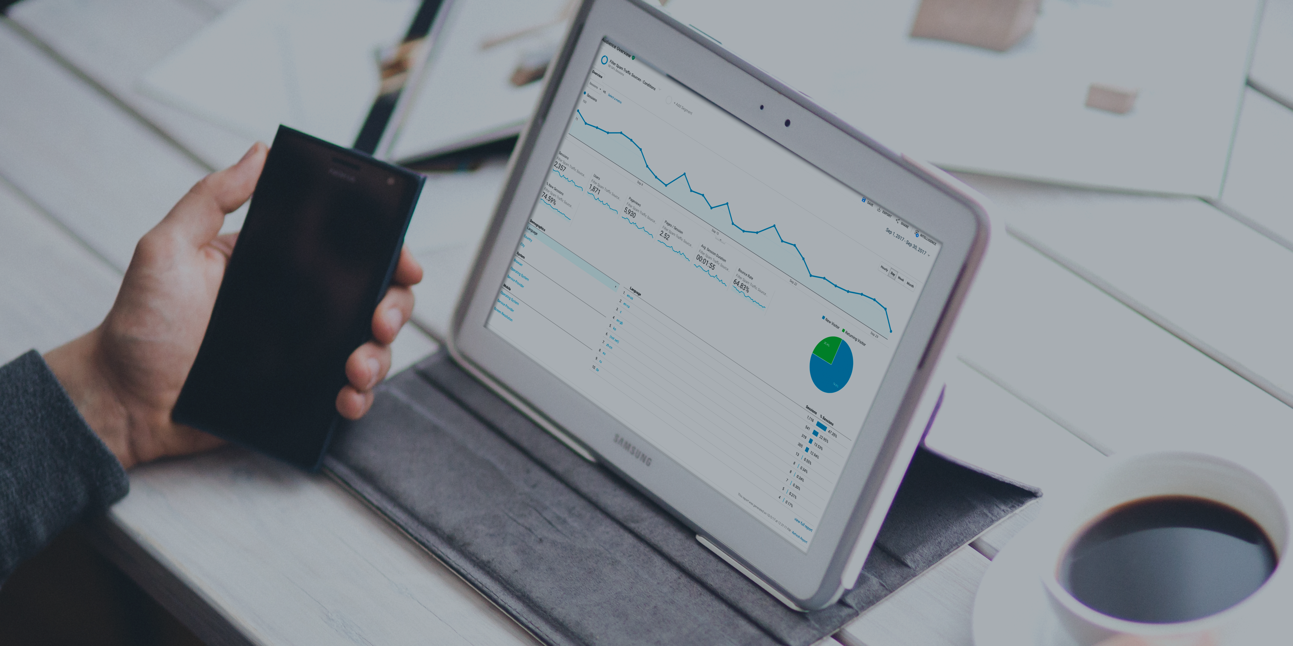 How to use Google Analytics to benefit your business