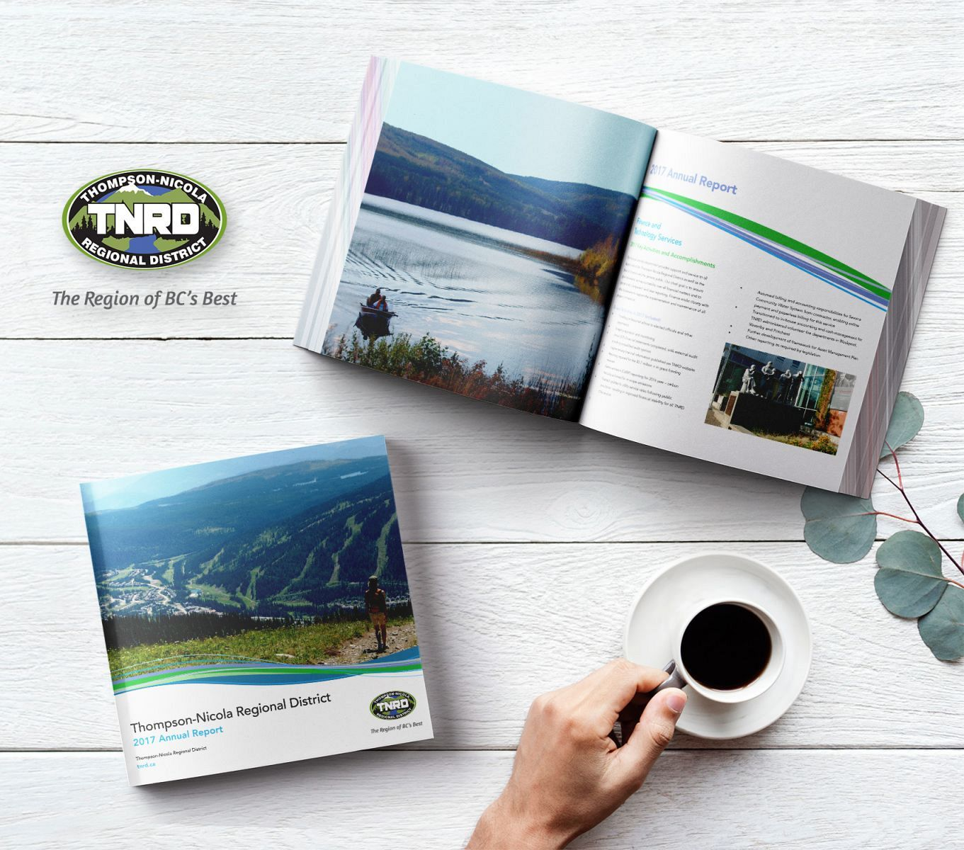 TNRD Annual Report Document