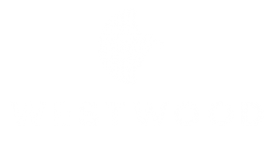 Westwood Fine Cabinetry logo. Web development project by local Kelowna design and marketing agency, Csek Creative.